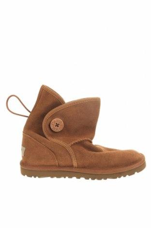 Παιδικά παπούτσια Ugg Australia, Μέγεθος 31, Χρώμα Καφέ, Φυσικό σουέτ, Τιμή 29,88€