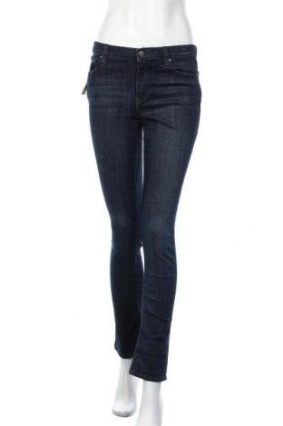 Γυναικείο Τζίν DKNY Jeans, Μέγεθος S, Χρώμα Μπλέ, 98% βαμβάκι, 2% ελαστάνη, Τιμή 60,47€