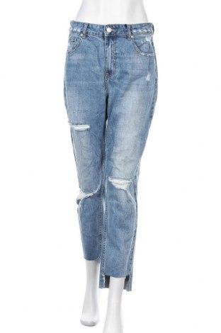 Γυναικείο Τζίν Decjuba, Μέγεθος M, Χρώμα Μπλέ, 99% βαμβάκι, 1% ελαστάνη, Τιμή 17,93€