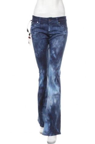 Γυναικείο Τζίν Dondup, Μέγεθος M, Χρώμα Μπλέ, 98% βαμβάκι, 2% ελαστάνη, Τιμή 33,74€