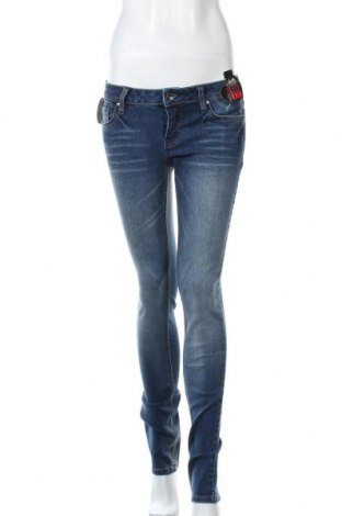 Γυναικείο Τζίν Dotti, Μέγεθος S, Χρώμα Μπλέ, 75% βαμβάκι, 23% πολυεστέρας, 2% ελαστάνη, Τιμή 14,09€