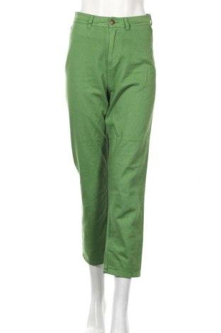 Γυναικείο Τζίν Gorman, Μέγεθος S, Χρώμα Πράσινο, Βαμβάκι, Τιμή 25,72€