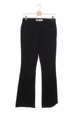 Γυναικείο Τζίν L.e.i., Μέγεθος XS, Χρώμα Μαύρο, 98% βαμβάκι, 2% ελαστάνη, Τιμή 6,14€