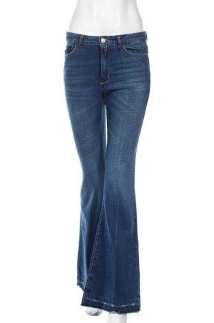 Γυναικείο Τζίν Mango, Μέγεθος S, Χρώμα Μπλέ, Βαμβάκι, Τιμή 12,53€