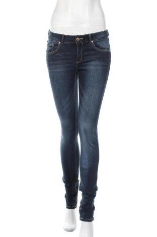 Γυναικείο Τζίν Mango, Μέγεθος S, Χρώμα Μπλέ, 98% βαμβάκι, 2% ελαστάνη, Τιμή 12,99€