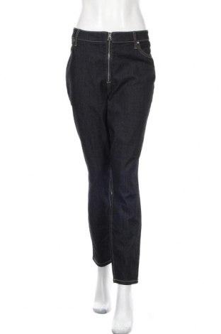 Γυναικείο Τζίν Nine West, Μέγεθος XL, Χρώμα Μπλέ, 79% βαμβάκι, 20% πολυεστέρας, 1% ελαστάνη, Τιμή 23,18€