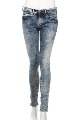 Γυναικείο Τζίν Pepe Jeans, Μέγεθος M, Χρώμα Μπλέ, 98% βαμβάκι, 2% ελαστάνη, Τιμή 29,62€