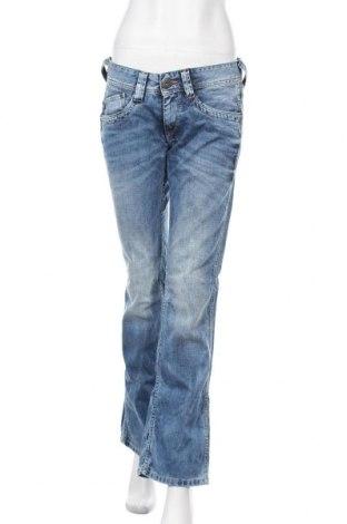 Γυναικείο Τζίν Pepe Jeans, Μέγεθος M, Χρώμα Μπλέ, Βαμβάκι, Τιμή 21,64€