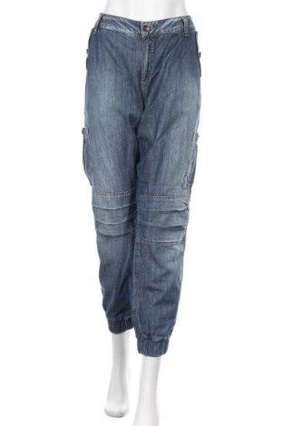Γυναικείο Τζίν Rick Cardona, Μέγεθος XL, Χρώμα Μπλέ, Βαμβάκι, Τιμή 14,29€