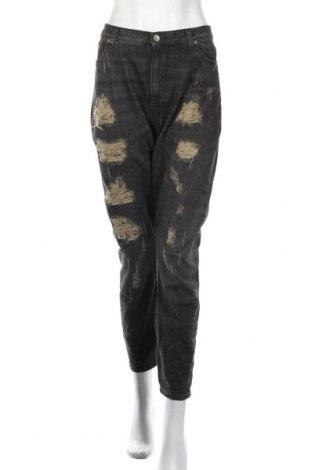 Γυναικείο Τζίν TWINSET, Μέγεθος L, Χρώμα Μαύρο, 97% βαμβάκι, 3% ελαστάνη, Τιμή 28,76€