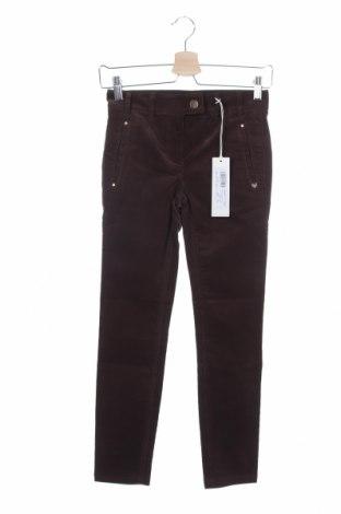 Дамски джинси Stefanel, Размер XXS, Цвят Кафяв, 98% памук, 2% еластан, Цена 18,86лв.