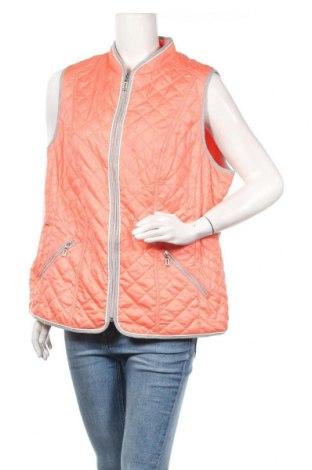 Дамски елек Canda, Размер XL, Цвят Оранжев, Полиестер, Цена 11,39лв.