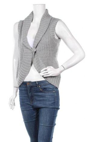 Дамски елек Gina Benotti, Размер S, Цвят Сив, Полиакрил, Цена 6,83лв.