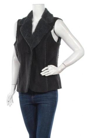 Дамски елек Pina Rossi, Размер L, Цвят Черен, Цена 19,11лв.