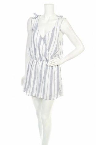 Γυναικεία σαλοπέτα Abercrombie & Fitch, Μέγεθος L, Χρώμα Λευκό, 58% βαμβάκι, 42% βισκόζη, Τιμή 19,20€