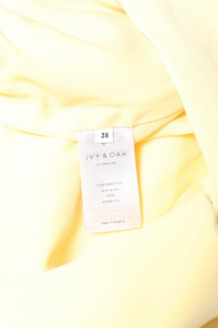 Γυναικεία σαλοπέτα Ivy & Oak, Μέγεθος M, Χρώμα Κίτρινο, 54% βισκόζη, 37% τενσελ, 9% ελαστάνη, Τιμή 65,33€
