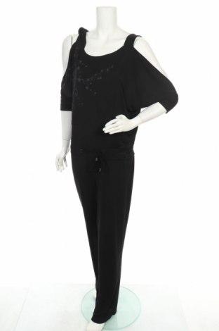 Salopetă de femei La Mode Est A Vous, Mărime M, Culoare Negru, Poliester, Preț 74,61 Lei