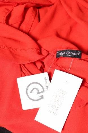 Γυναικεία σαλοπέτα Saint Germain, Μέγεθος S, Χρώμα Κόκκινο, Πολυεστέρας, Τιμή 18,85€