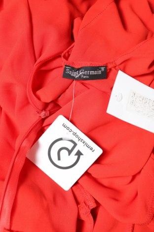 Γυναικεία σαλοπέτα Saint Germain, Μέγεθος M, Χρώμα Κόκκινο, Πολυεστέρας, Τιμή 18,85€