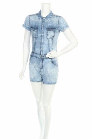 Γυναικεία τζίν σαλοπέτα So Soon by Women dept, Μέγεθος S, Χρώμα Μπλέ, Βαμβάκι, Τιμή 17,63€