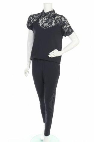 Γυναικεία σαλοπέτα Soya Concept, Μέγεθος S, Χρώμα Μπλέ, 95% πολυεστέρας, 5% ελαστάνη, Τιμή 11,44€