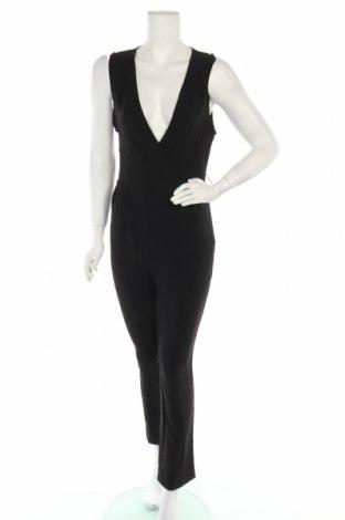 Дамски гащеризон Zara, Размер S, Цвят Черен, Полиестер, Цена 16,52лв.