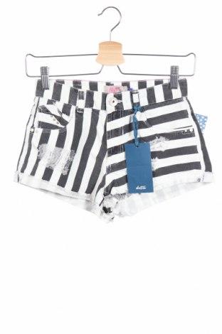 Γυναικείο κοντό παντελόνι Alcott, Μέγεθος XS, Χρώμα Μαύρο, Βαμβάκι, Τιμή 6,20€