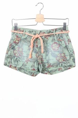 Γυναικείο κοντό παντελόνι Review, Μέγεθος XS, Χρώμα Πολύχρωμο, Βαμβάκι, Τιμή 9,80€