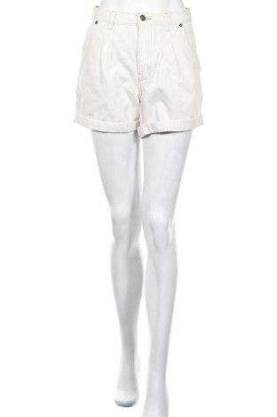 Γυναικείο κοντό παντελόνι Topshop, Μέγεθος S, Χρώμα Λευκό, Βαμβάκι, Τιμή 12,37€