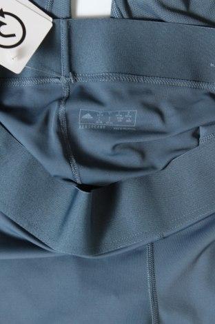 Γυναικείο κολάν Adidas, Μέγεθος L, Χρώμα Μπλέ, Τιμή 27,83€