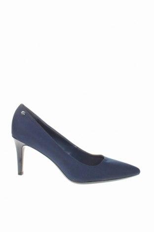 Дамски обувки Calvin Klein, Размер 38, Цвят Син, Текстил, Цена 59,36лв.