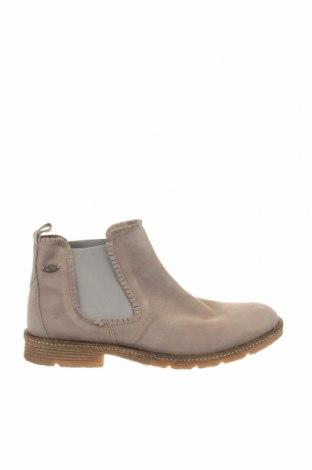 Γυναικεία παπούτσια Camel Active, Μέγεθος 43, Χρώμα Γκρί, Φυσικό σουέτ, Τιμή 26,50€