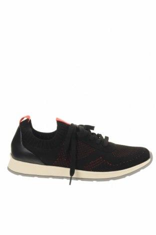 Γυναικεία παπούτσια Damart, Μέγεθος 41, Χρώμα Μαύρο, Κλωστοϋφαντουργικά προϊόντα, Τιμή 28,90€
