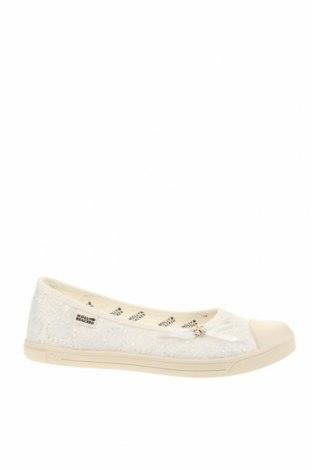Γυναικεία παπούτσια Molly Bracken, Μέγεθος 38, Χρώμα Λευκό, Πολυουρεθάνης, κλωστοϋφαντουργικά προϊόντα, Τιμή 16,88€