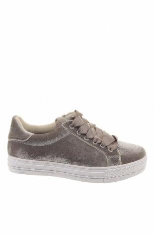 Γυναικεία παπούτσια Molly Bracken, Μέγεθος 37, Χρώμα Γκρί, Κλωστοϋφαντουργικά προϊόντα, Τιμή 22,41€