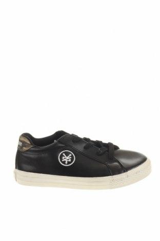 Παιδικά παπούτσια Zoo York, Μέγεθος 33, Χρώμα Μαύρο, Δερματίνη, Τιμή 13,64€