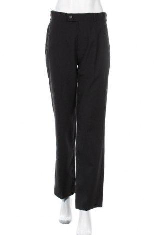 Дамски панталон, Размер M, Цвят Черен, Полиестер, Цена 7,35лв.