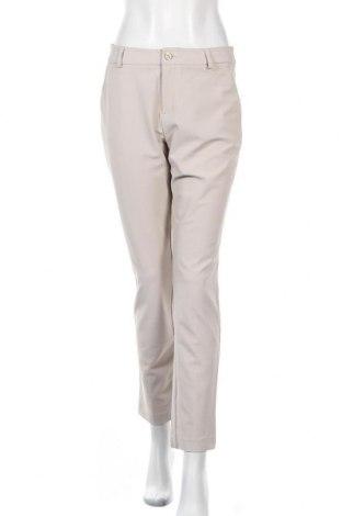 Дамски панталон, Размер M, Цвят Бежов, Цена 7,64лв.