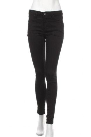 Дамски панталон 2ND Day, Размер M, Цвят Черен, 69% памук, 27% полиестер, 4% еластан, Цена 16,54лв.