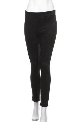 Дамски панталон Andrew Marc, Размер S, Цвят Черен, 90% полиестер, 10% еластан, Цена 9,93лв.
