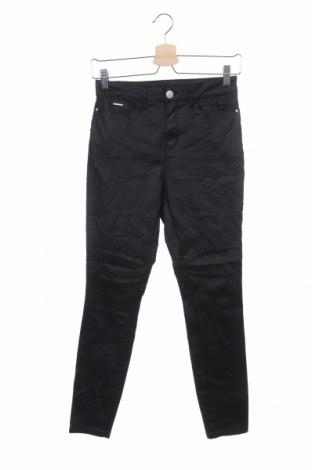 Дамски панталон Anko, Размер S, Цвят Черен, 66% памук, 32% полиестер, 2% еластан, Цена 6,76лв.
