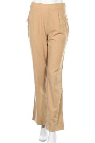 Дамски панталон Banana Republic, Размер S, Цвят Бежов, 96% вълна, 4% еластан, Цена 22,88лв.
