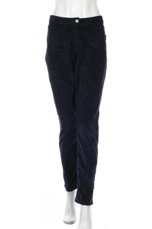 Дамски панталон Blue Motion, Размер XL, Цвят Син, 99% памук, 1% еластан, Цена 23,94лв.