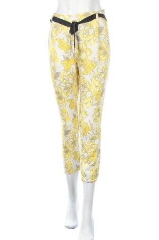 Дамски панталон CAFèNOIR, Размер L, Цвят Бежов, Вискоза, Цена 59,25лв.