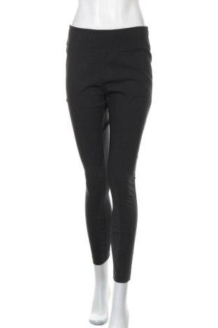 Γυναικείο παντελόνι Decjuba, Μέγεθος L, Χρώμα Μπλέ, 65% βισκόζη, 30% πολυαμίδη, 5% ελαστάνη, Τιμή 10,46€