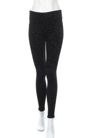 Γυναικείο παντελόνι Decjuba, Μέγεθος XS, Χρώμα Μαύρο, 80% βαμβάκι, 17% πολυεστέρας, 3% ελαστάνη, Τιμή 16,37€