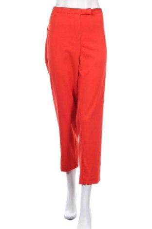 Γυναικείο παντελόνι Dorothy Perkins, Μέγεθος XXL, Χρώμα Πορτοκαλί, 76% πολυεστέρας, 22% βισκόζη, 2% ελαστάνη, Τιμή 17,54€