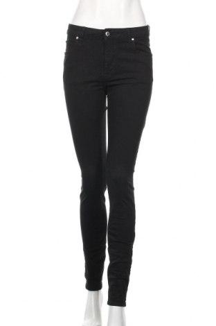 Дамски панталон Dr. Denim, Размер M, Цвят Черен, 98% памук, 2% еластан, Цена 26,25лв.