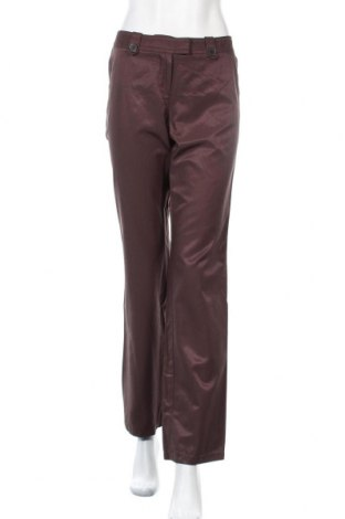 Дамски панталон Esprit, Размер M, Цвят Кафяв, 62% памук, 38% вискоза, Цена 6,40лв.