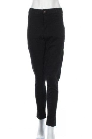 Дамски панталон F&F, Размер XL, Цвят Черен, Цена 27,30лв.